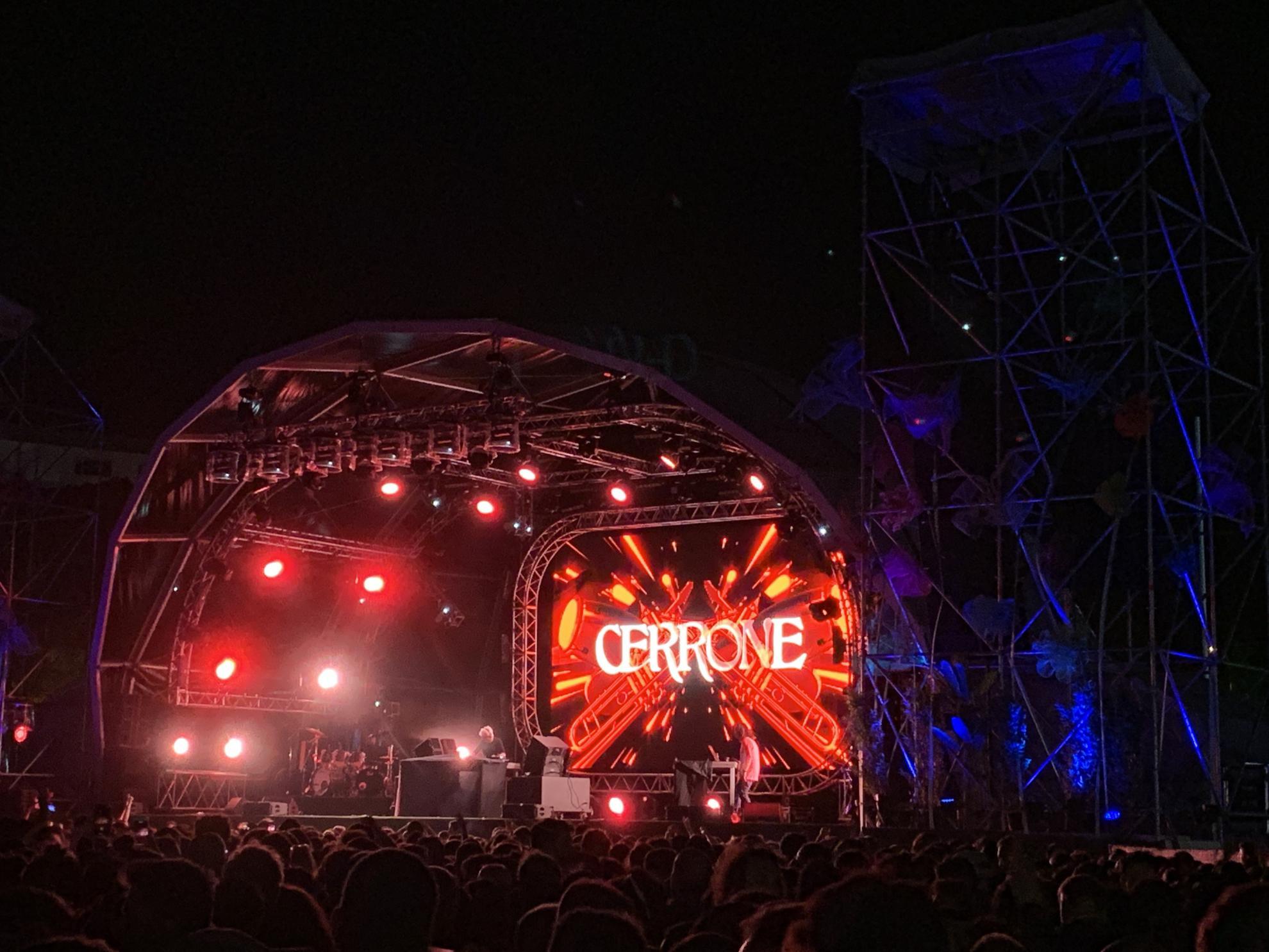 Cerrone (Paraíso festival 2019 by Fanmusicfest)