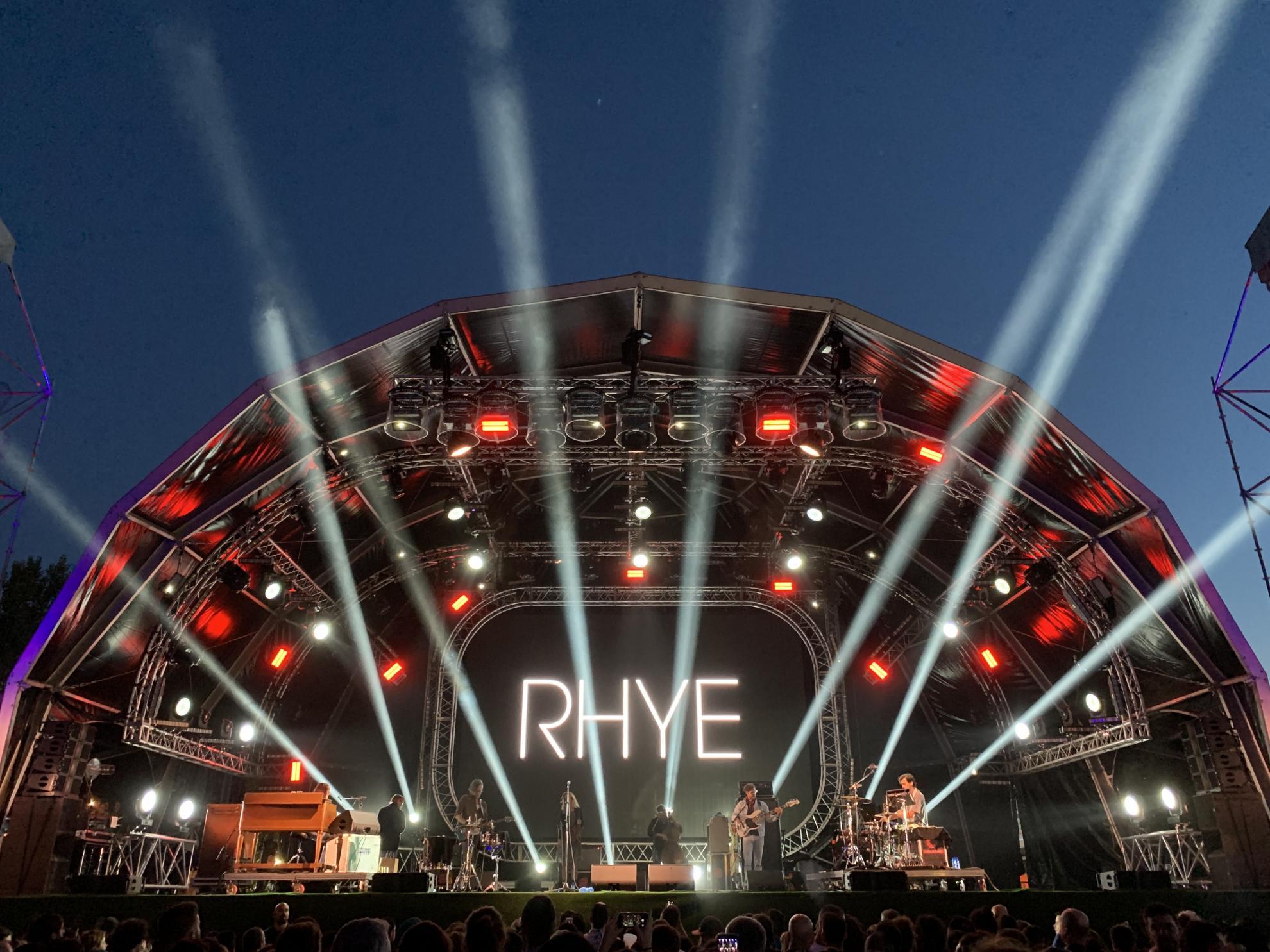 Rhye (Paraíso Festival 2019 by Fanmusicfest)