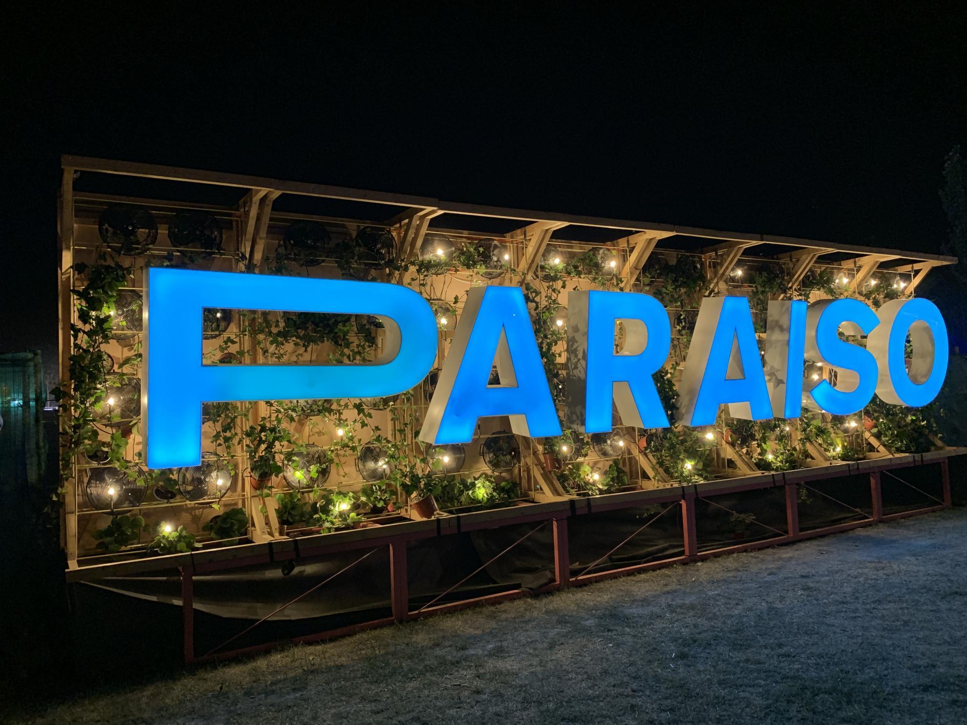 Paraíso 2019