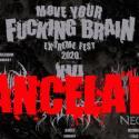 Cartel Move Your Fucking Brain 2020