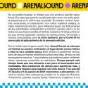 Cartel Arenal Sound 2020