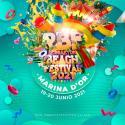 Cartel Reggaeton Beach Festival (Marina D'Or) 2021