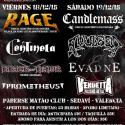 Cartel Xmas Metal Fest 2015