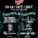 Cartel Calella RockFest 2017