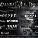 Cartel Madrid Is The Dark 2017