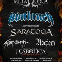 Cartel Metal Lorca 2018