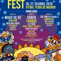 Cartel Mulafest Garage Sound 2019