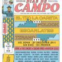 Cartel Festival Días de Campo 2019