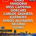 Cartel Gran Canaria SUM Festival 2019