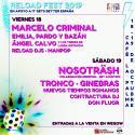 Cartel Reload Fest Madrid 2019