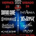 Cartel Dioses del Metal Fest 2021
