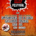 Cartel Intro Music Festival (Valladolid) 2013