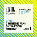 Cartel EL Festival Barcelona 2019