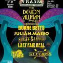 Cartel Frank Rock & Blues Festival 2018