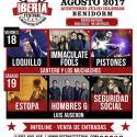 Cartel Iberia Festival 2017