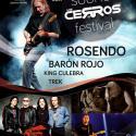 Cartel Los Cerros Sound Festival 2017