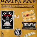 Cartel Moreda Rock 2018