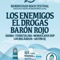 Cartel Nordestazo Rock 2014