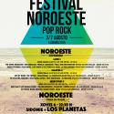 Cartel Noroeste Pop Rock 2015