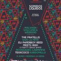 Cartel Sonidos Líquidos 2018 - Malvasía Volcánica Weekend