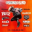 Cartel Soria Rock 2018