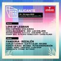 Cartel Alicante Spring Festival 2019