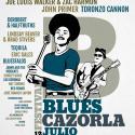 Cartel Festival De Blues De Cazorla 2018