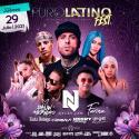 Cartel Puro Latino Fest Cádiz 2021