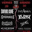 Cartel Dioses del Metal Fest 2020