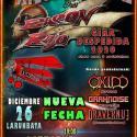 Cartel Euskal Metal Fest 2020