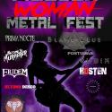 Cartel Woman Metal Mezcla Fest 2020