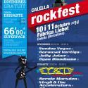 Cartel Calella RockFest 2014