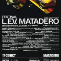 Cartel LEV Matadero Madrid 2019