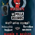 Cartel Madrid Resiste 2020