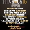 Cartel Hatortxu Rock 2013