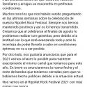 Cartel Ripollet Rock 2020