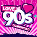 Logo Love the 90's 2019