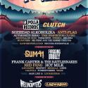 Cartel Tsunami Xixón Festival 2021