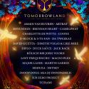 Cartel Tomorrowland 31.12.2020