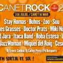 Cartel Canet Rock 2021