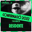 Cartel Cruilla 2022 (Verano)