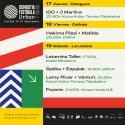 Cartel Donostia Festibala Urban 2020