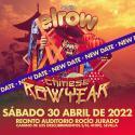 Cartel Elrow Sevilla Feria de Abril 2022