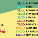 Cartel Festival Internacional de Música de Cambrils 2021