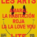 Cartel Festival de Les Arts Lite 2020