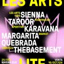 Cartel Festival de Les Arts Lite II 2020