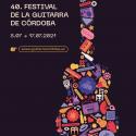 Cartel Festival de la Guitarra de Córdoba 2021