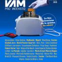 Cartel Fira Valenciana de la Música Trovam - Pro Weekend 2020