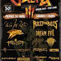 Cartel Galia Metal Fest 2021