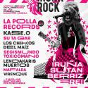 Cartel Iruña Rock 2021